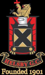Helsby GC Logo